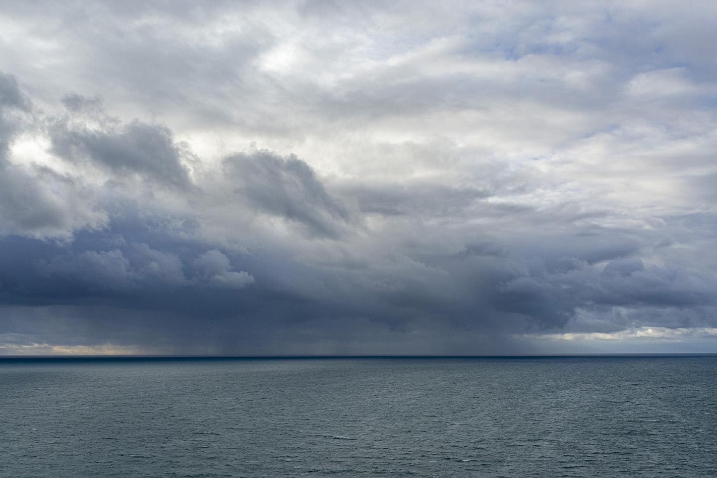 Moody Skies - Bedruthan Steps