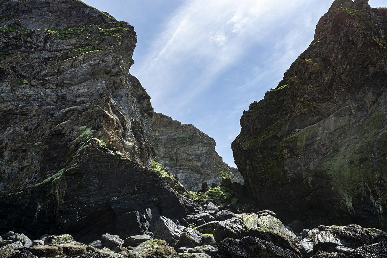 Bedruthan's Cliffs