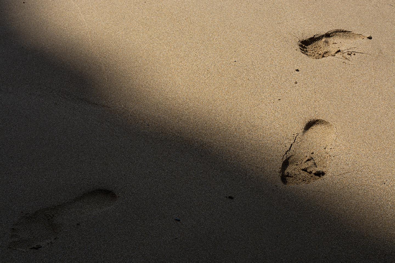 Bedruthan Footprints