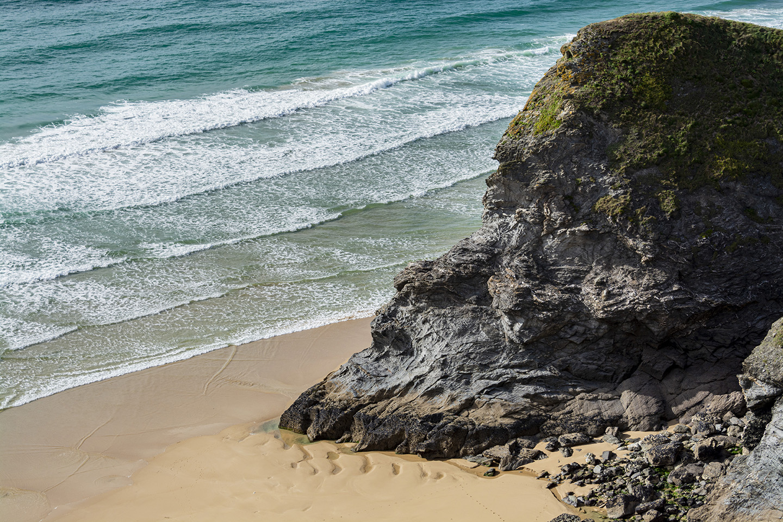 Skull Rock - Bedruthan Steps