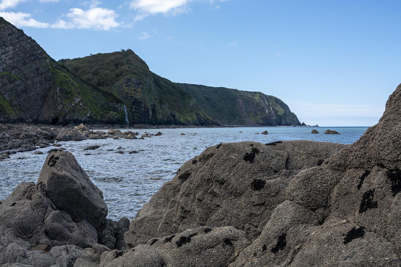 Coastline - Mouthmill Beach
