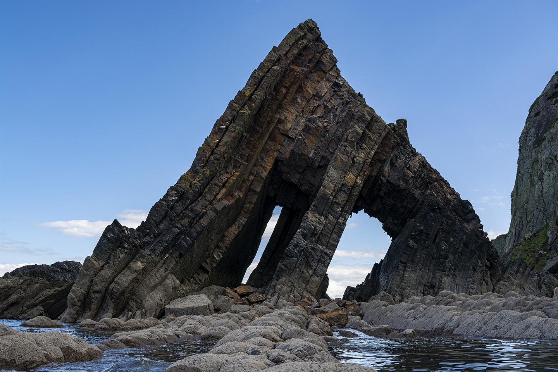 Blackchurch Rock - Mouthmill Beach