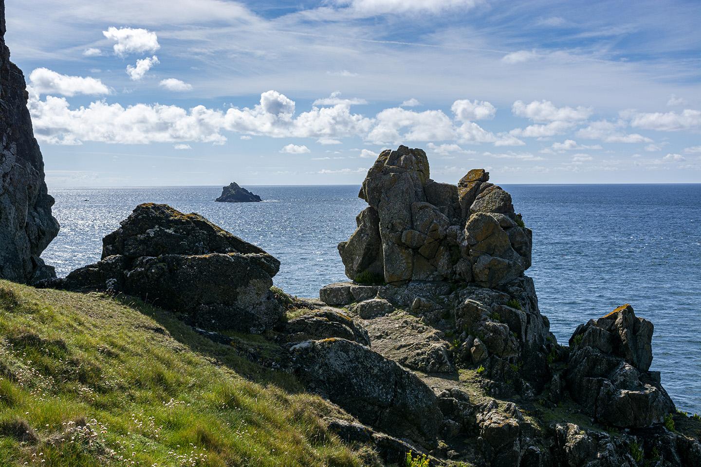 Stacked Rocks - Polzeath
