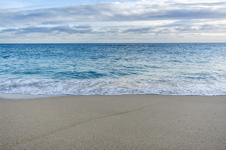 Calm Sea - Porthcurno