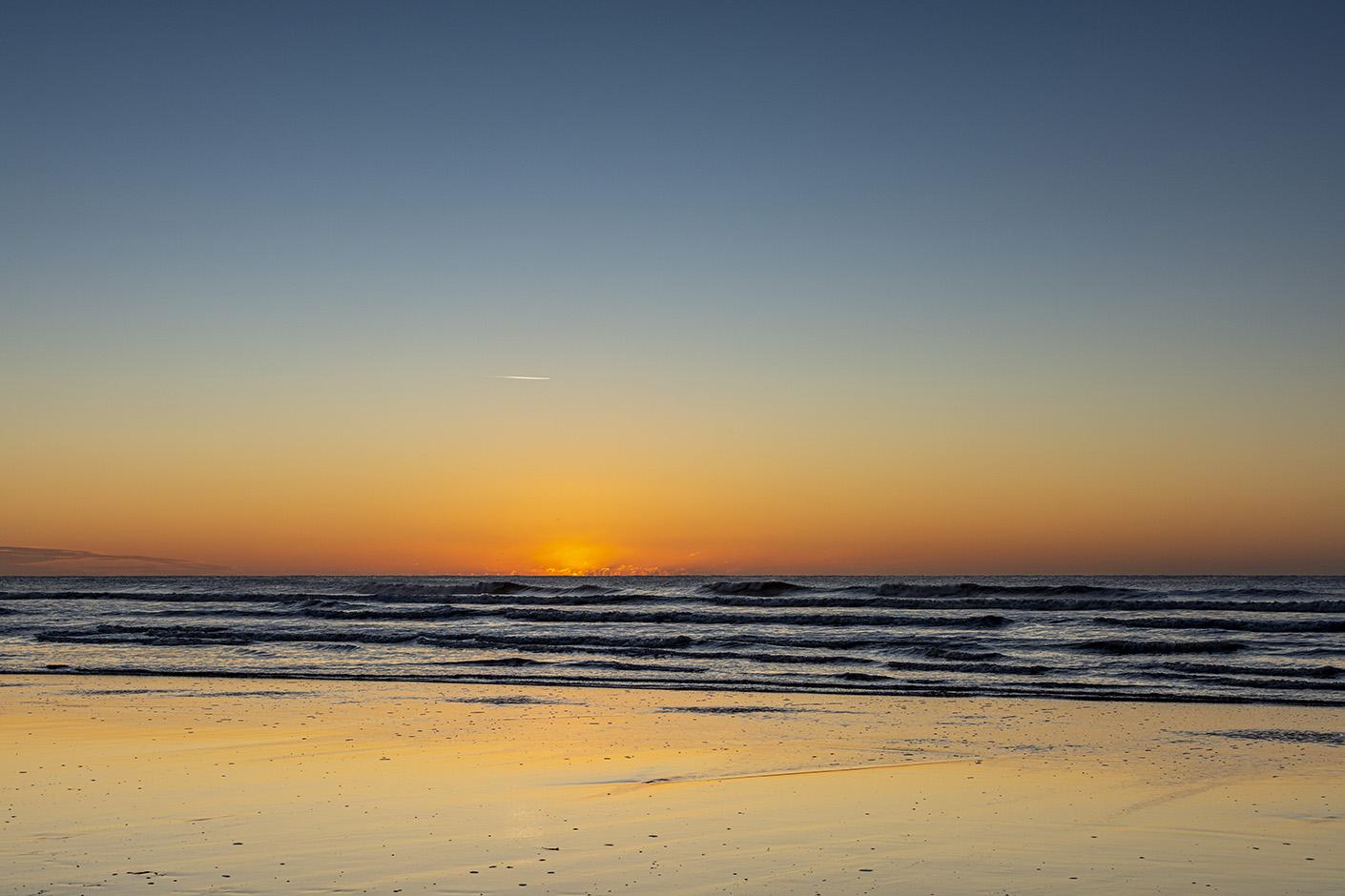 Blazing Horizon - Sandymouth