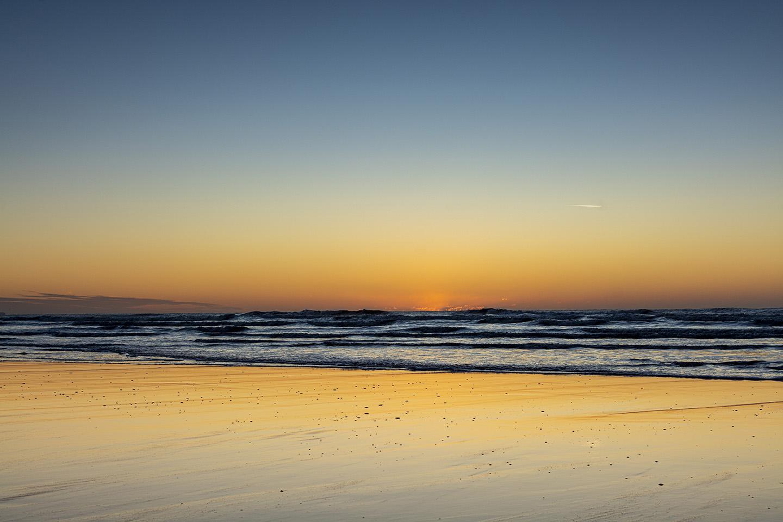 Molten Sand - Sandymouth