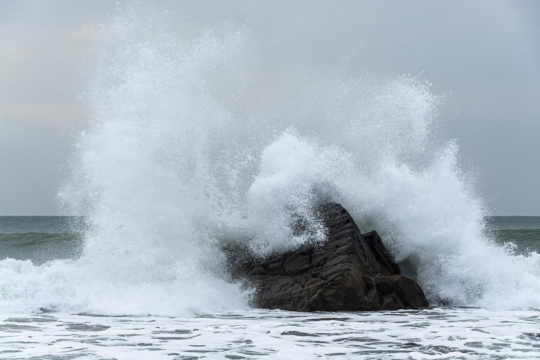Untamable Ocean - Sandymouth