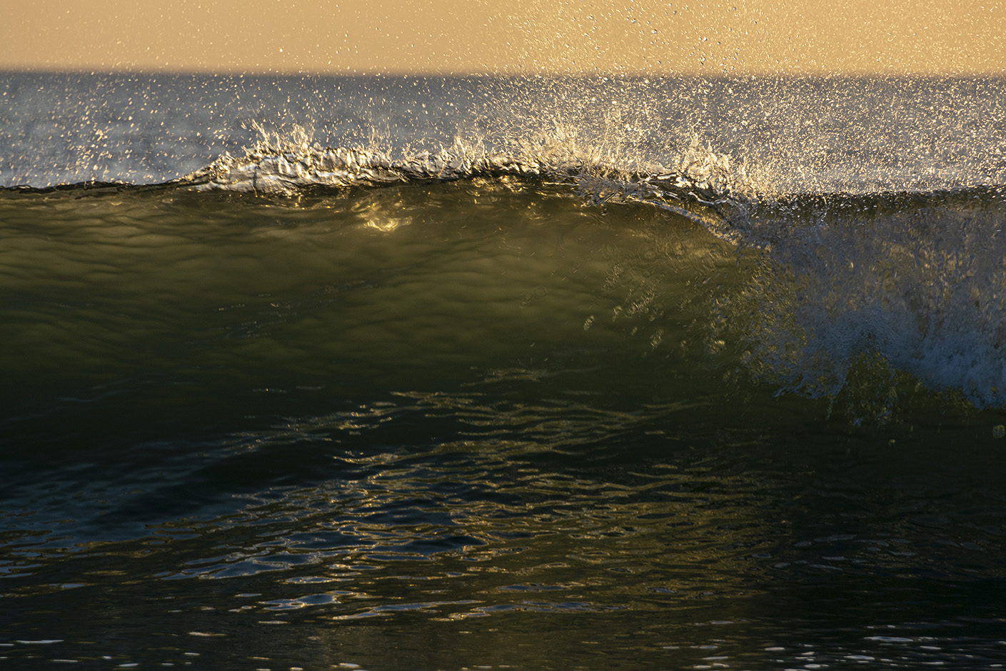 Glass Waves - Widemouth
