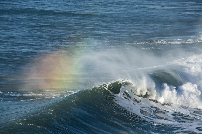 Catching Rainbows - Bude to Widemouth Coast Path