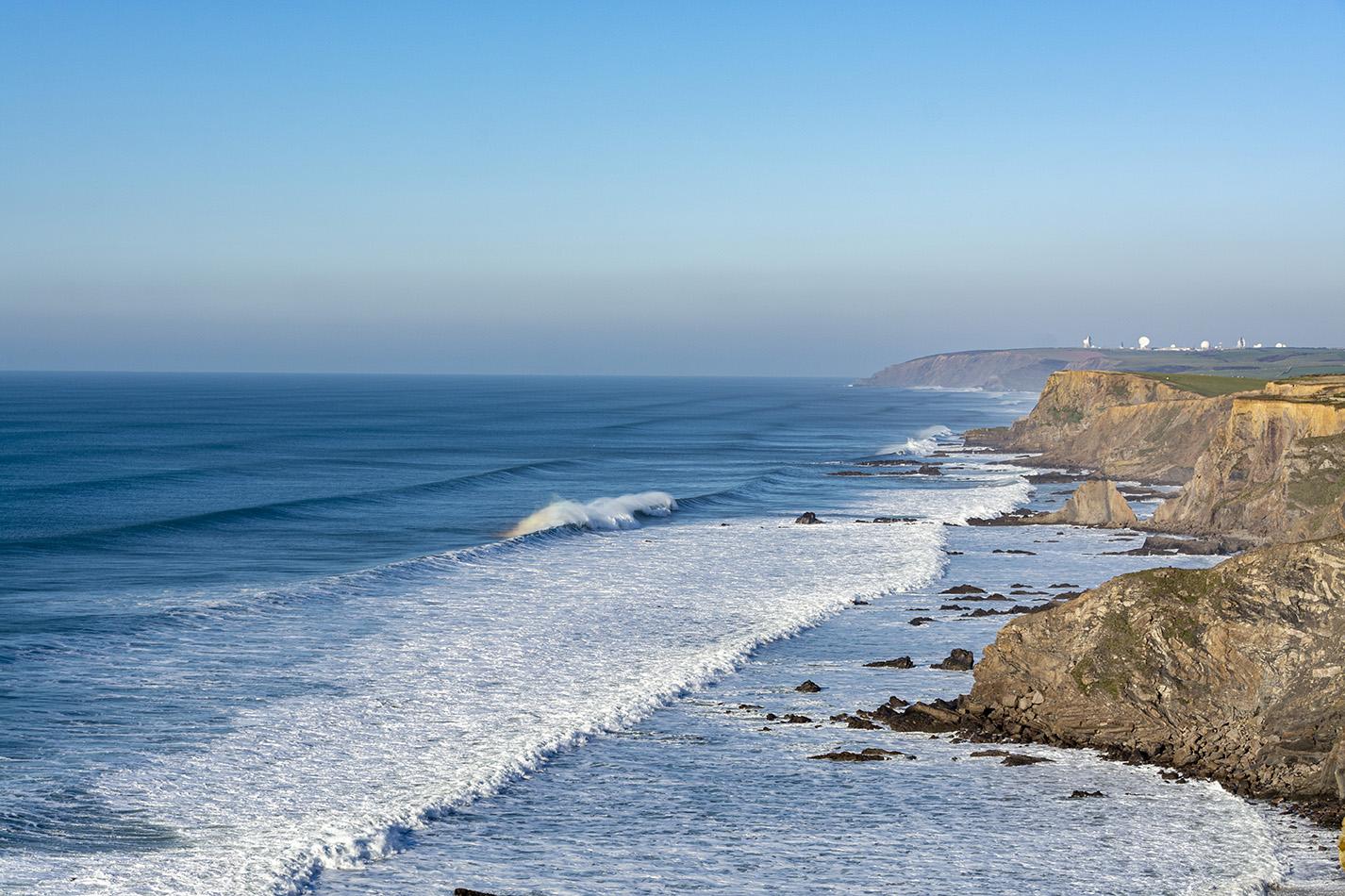 Bumbling Tide - Widemouth