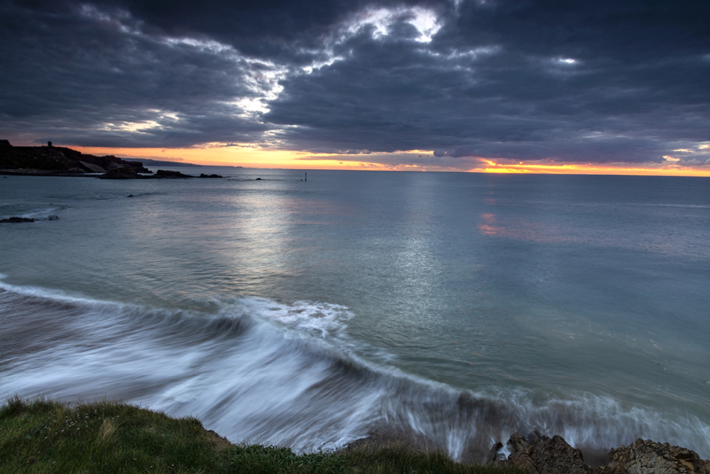 Last Light - Summerleaze, Bude