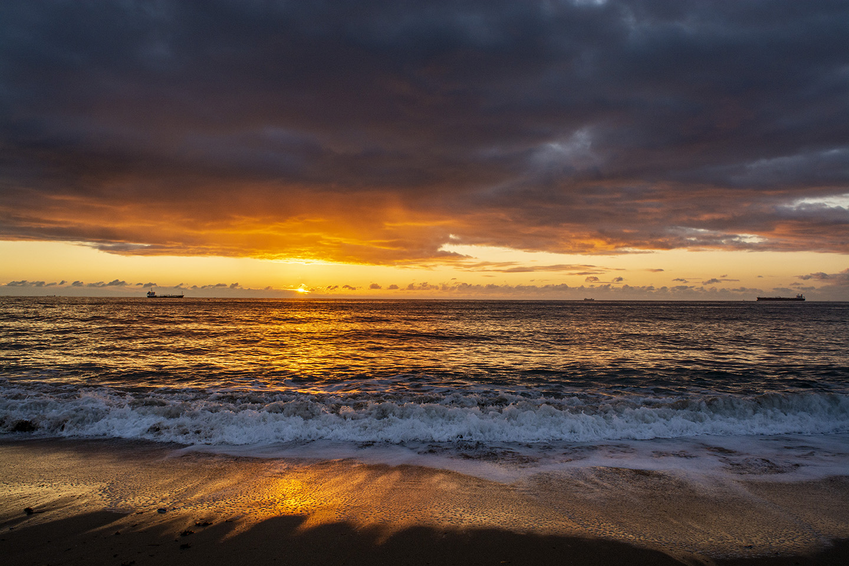 """The Day I Said """"I Do"""" - Gyllyngvase Beach, Falmouth"""