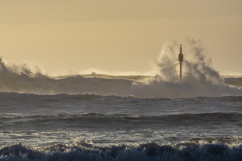 Barrel Splash II - Summerleaze Beach, Bude