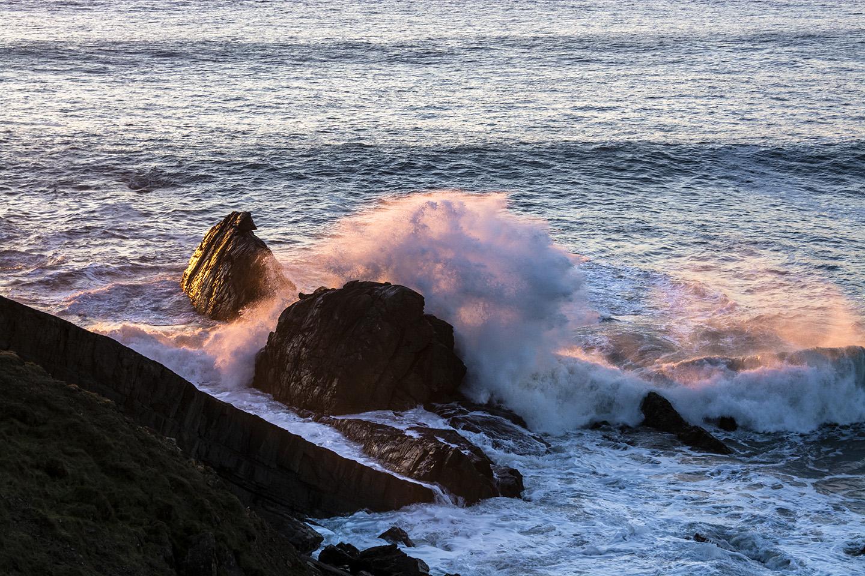 Wave Breaker - Summerleaze Beach, Bude
